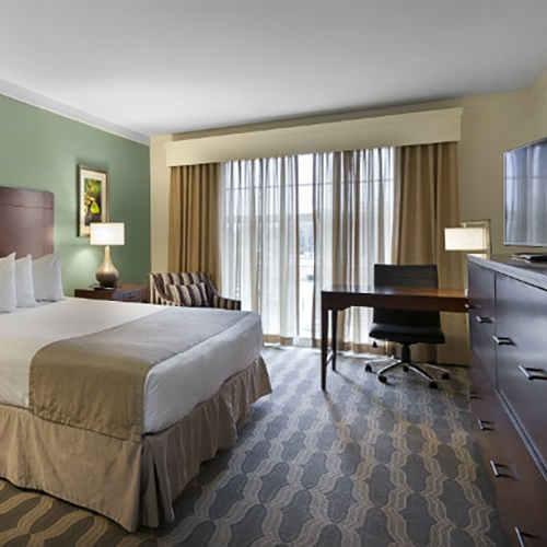 Wood stained or painted cornice boards mill distributors for Hotel design valence