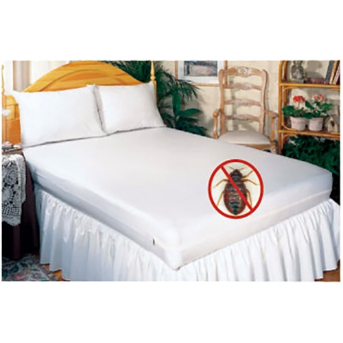 "Zippered Mattress Box Spring Covers Fits up to 9"" Deep"